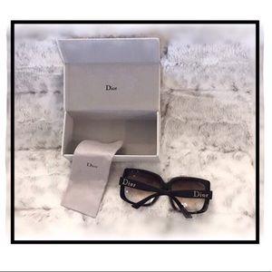 Dior 60s 1 Sunglasses  /  Black